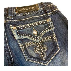 Rock Revival easy Boot Celine jeans Size 29